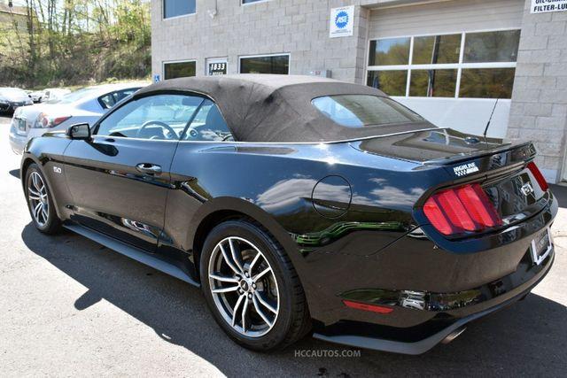 2017 Ford Mustang GT Premium Waterbury, Connecticut 35