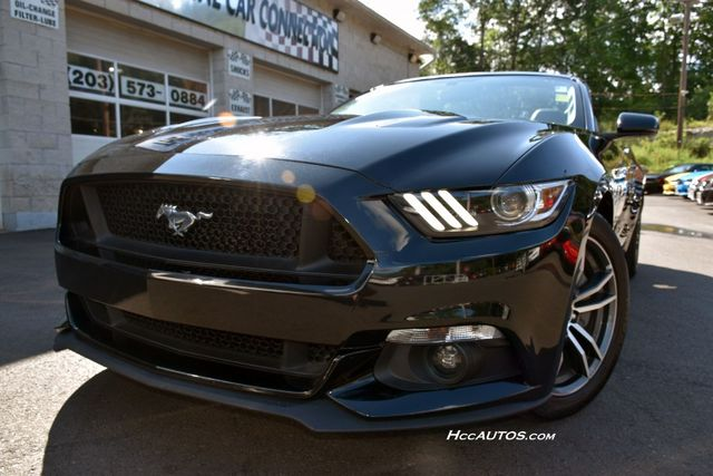 2017 Ford Mustang GT Premium Waterbury, Connecticut 3