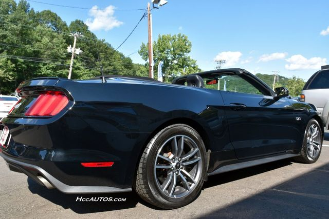 2017 Ford Mustang GT Premium Waterbury, Connecticut 6