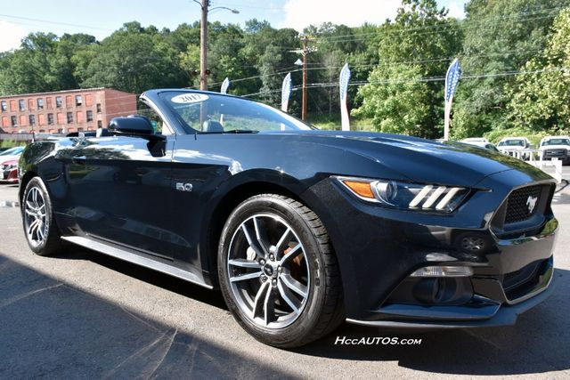 2017 Ford Mustang GT Premium Waterbury, Connecticut 8