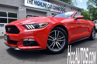 2017 Ford Mustang EcoBoost Premium Waterbury, Connecticut
