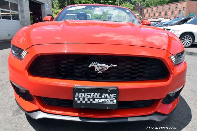2017 Ford Mustang EcoBoost Premium Waterbury, Connecticut 10