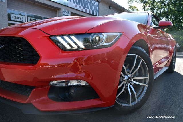 2017 Ford Mustang EcoBoost Premium Waterbury, Connecticut 3