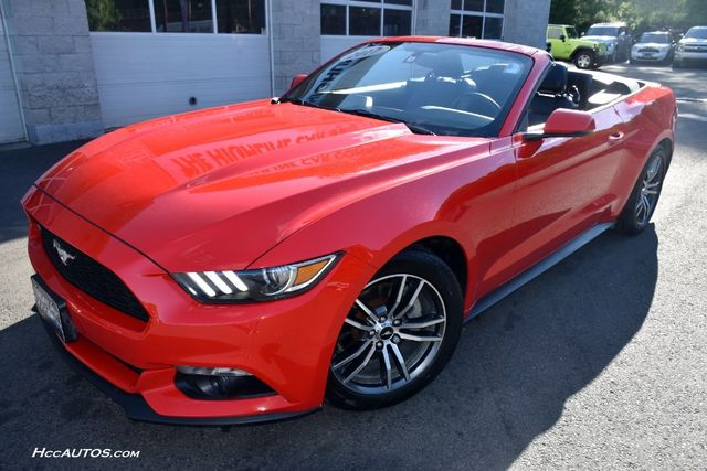 2017 Ford Mustang EcoBoost Premium Waterbury, Connecticut 4