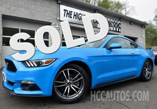 2017 Ford Mustang EcoBoost Premium Waterbury, Connecticut