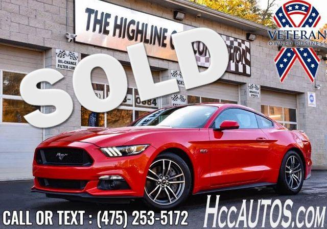 2017 Ford Mustang GT Premium Waterbury, Connecticut