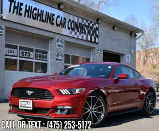 2017 Ford Mustang EcoBoost Premium Waterbury, Connecticut 1