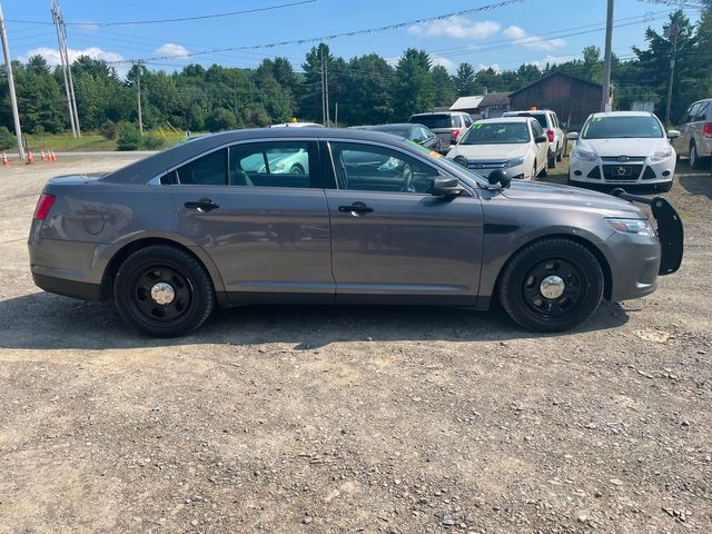 2017 Ford Police Interceptor Sedan Hoosick Falls, New York 2