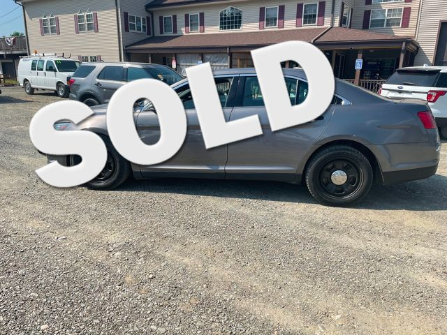 2017 Ford Police Interceptor Sedan Hoosick Falls, New York