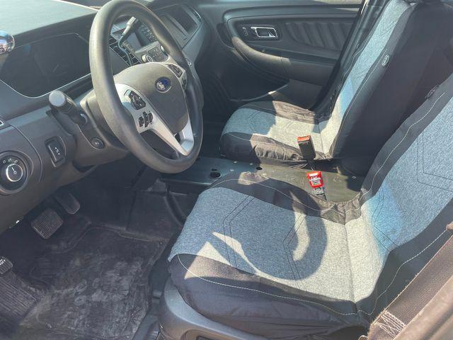2017 Ford Police Interceptor Sedan Hoosick Falls, New York 5