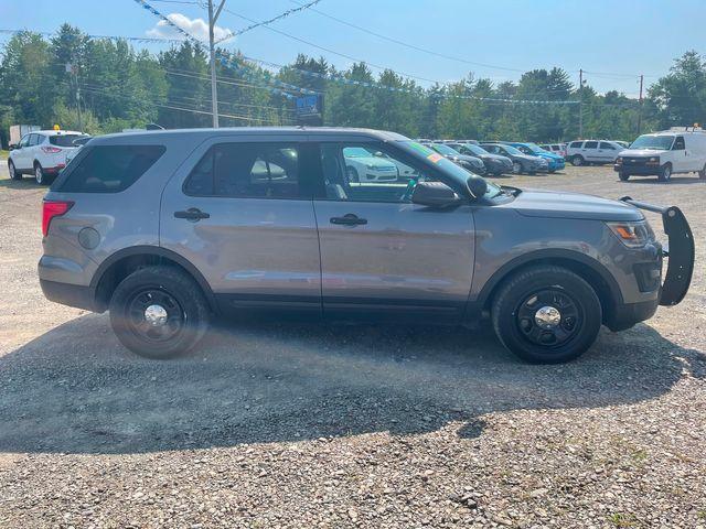 2017 Ford Police Interceptor Utility Hoosick Falls, New York 2