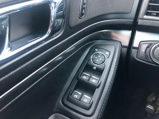 2017 Ford Explorer AWD Police Osseo, Minnesota 14