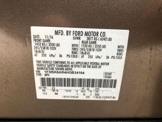 2017 Ford Explorer AWD Police Osseo, Minnesota 32