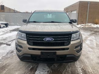 2017 Ford Explorer AWD Police Osseo, Minnesota 6