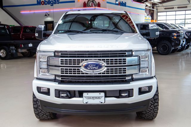 2017 Ford Super Duty F-250 Platinum SRW 4x4 in Addison, Texas 75001