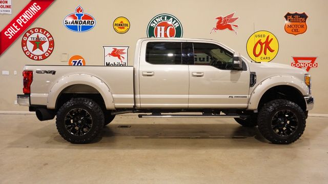 2017 Ford F-250 Lariat 4X4 LIFTED,NAV,HTD/COOL LTH,FUEL WHLS,12K