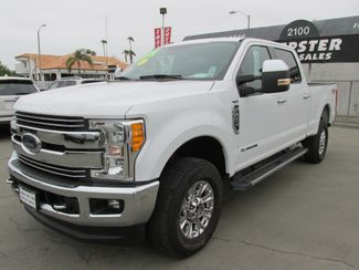 2017 Ford Super Duty F-250 Diesel Lariat Diesel 4x4 in Costa Mesa, California 92627