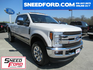 2017 Ford Super Duty F-250 King Ranch 4X4 in Gower Missouri, 64454