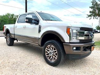 2017 Ford Super Duty F-250 King Ranch Crew Cab FX4 4X4 6.7L Powerstroke Diesel Auto in Sealy, Texas 77474