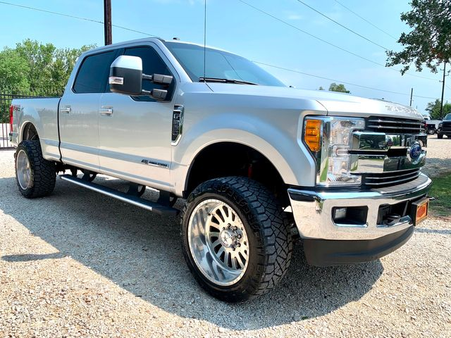 2017 Ford Super Duty F-250 Lariat Crew Cab FX4 4X4 6.7 Powerstroke Diesel Auto Lifted