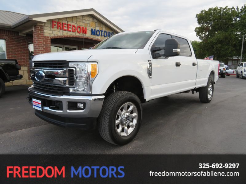 2017 Ford Super Duty F-250 Pickup XLT 4X4 | Abilene, Texas | Freedom Motors  in Abilene Texas