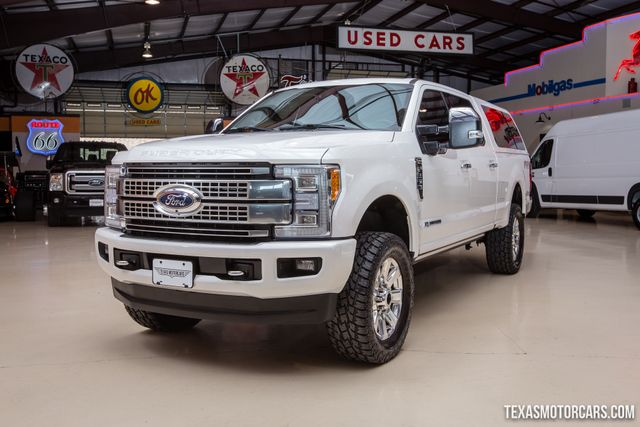 2017 Ford Super Duty F-250 Pickup Platinum 4X4 in Addison, Texas 75001
