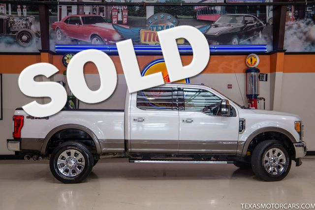 2017 Ford Super Duty F-250 Pickup King Ranch 4x4
