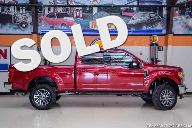 2017 Ford Super Duty F-250 Pickup Lariat 4x4
