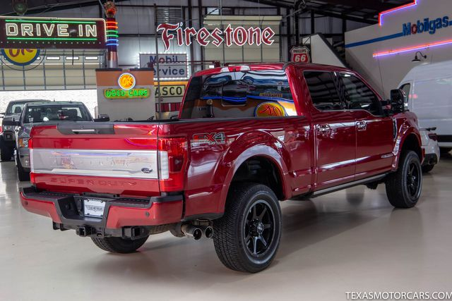 2017 Ford Super Duty F-250 Pickup Platinum in Addison, Texas 75001