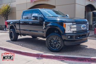 2017 Ford F250 Super Duty Crew Cab 6.7L Platinum 4x4 Central Alps Package in Arlington, Texas 76013