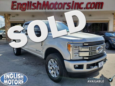 2017 Ford Super Duty F-250 Pickup Platinum in Brownsville, TX