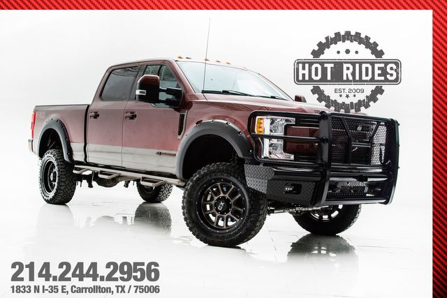 2017 Ford Super Duty F-250 Pickup Lariat Lifted With Upgrades
