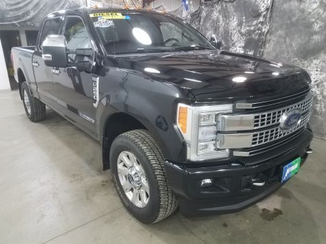2017 Ford Super Duty F-250 Pickup Platinum  Ultimate  6.7 12lk miles in Dickinson, ND