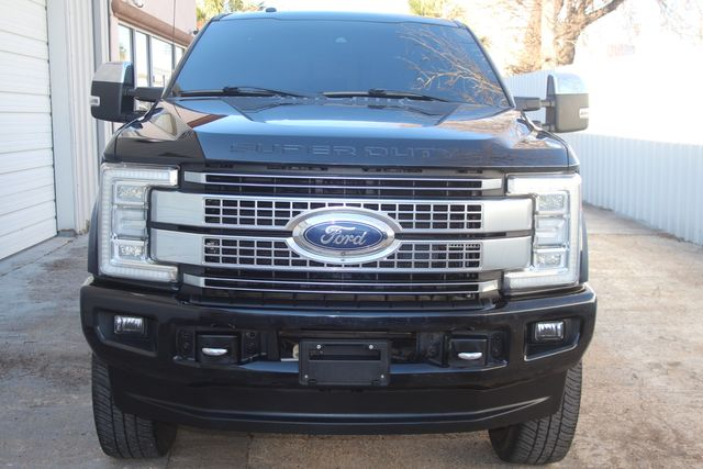 2017 Ford Super Duty F-250 Pickup Platinum with Ultimate PKG Houston, Texas 1