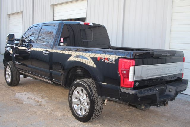 2017 Ford Super Duty F-250 Pickup Platinum with Ultimate PKG Houston, Texas 17