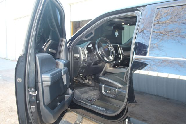 2017 Ford Super Duty F-250 Pickup Platinum with Ultimate PKG Houston, Texas 20