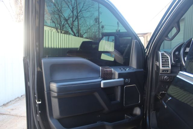 2017 Ford Super Duty F-250 Pickup Platinum with Ultimate PKG Houston, Texas 21