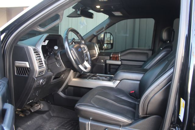 2017 Ford Super Duty F-250 Pickup Platinum with Ultimate PKG Houston, Texas 22