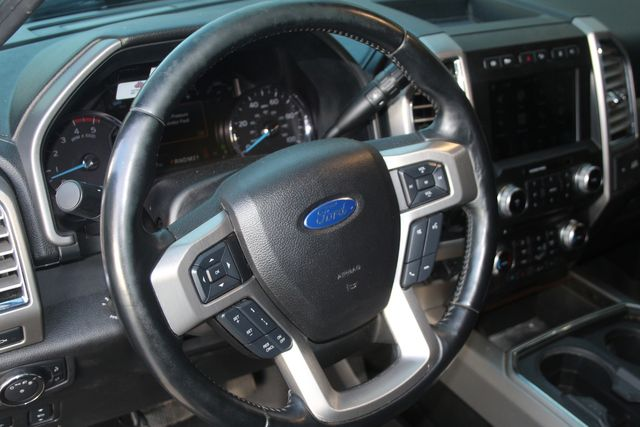 2017 Ford Super Duty F-250 Pickup Platinum with Ultimate PKG Houston, Texas 26
