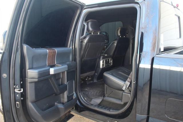 2017 Ford Super Duty F-250 Pickup Platinum with Ultimate PKG Houston, Texas 28