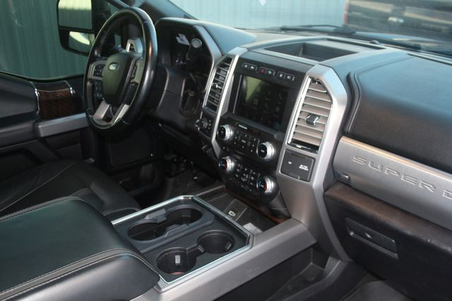 2017 Ford Super Duty F-250 Pickup Platinum with Ultimate PKG Houston, Texas 35
