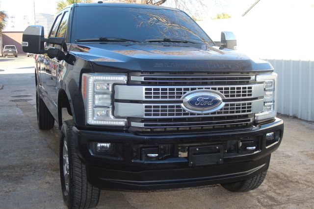 2017 Ford Super Duty F-250 Pickup Platinum with Ultimate PKG Houston, Texas 6