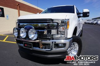 2017 Ford Super Duty F-250 Pickup Lariat F250 Crew Cab 4WD Diesel 4x4 ~ LIFTED CARLI | MESA, AZ | JBA MOTORS in Mesa AZ