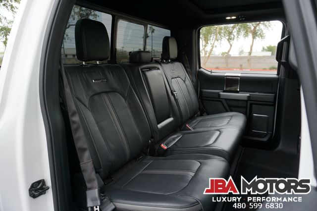 2017 Ford Super Duty F-250 Pickup Platinum F250 4x4 Diesel 4WD Crew Cab MUST SEE in Mesa, AZ 85202