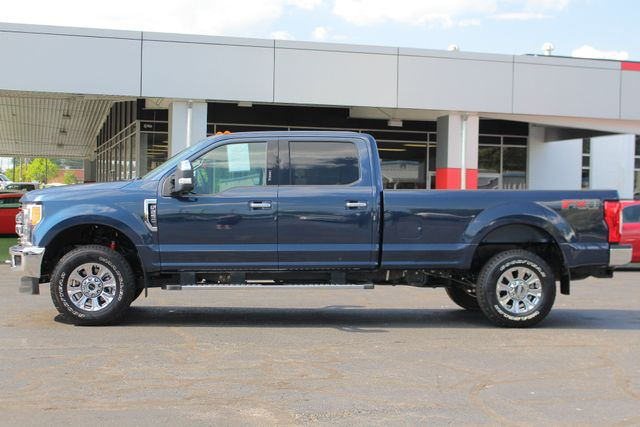 2017 Ford Super Duty F-250 Pickup XLT PREMIUM EDITION Crew Cab Long Bed 4x4 FX4 Mooresville , NC 13
