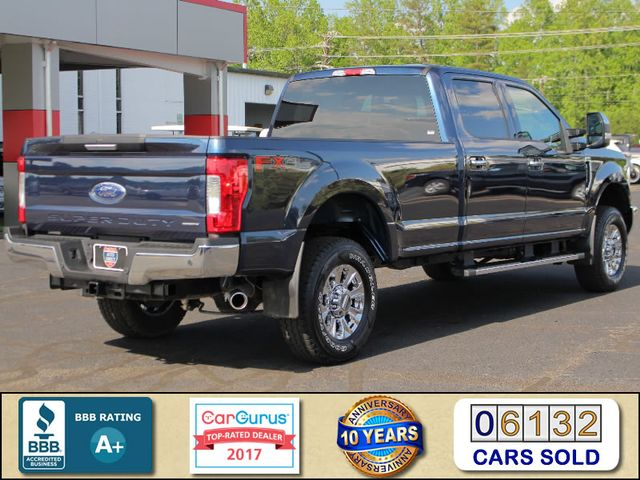2017 Ford Super Duty F-250 Pickup XLT PREMIUM EDITION Crew Cab Long Bed 4x4 FX4 Mooresville , NC 2