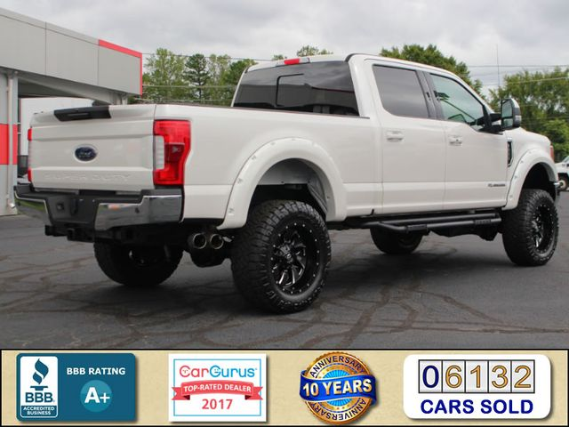 2017 Ford Super Duty F-250 Pickup Lariat Ultimate Edition Crew Cab 4x4 - LIFTED! Mooresville , NC 2