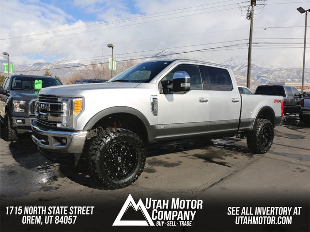 2017 Ford Super Duty F-250 Pickup Lariat in , Utah 84057
