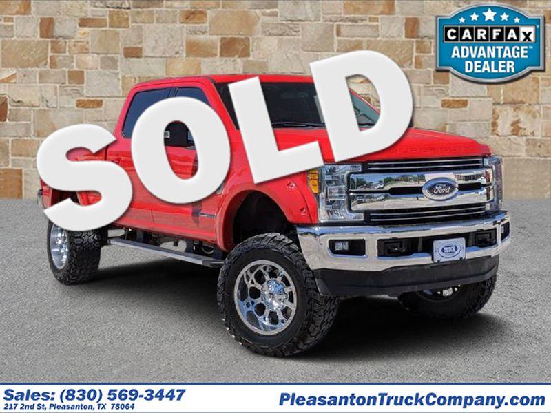 2017 Ford Super Duty F-250 Pickup Lariat | Pleasanton, TX | Pleasanton Truck Company in Pleasanton TX