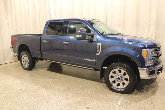 2017 Ford Super Duty F-250 Diesel 4x4 Lariat